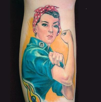 Rosie Tattoo