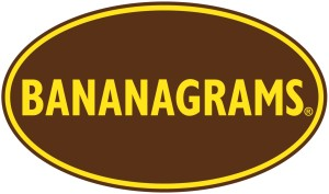 Bananagrams 2016 Logo