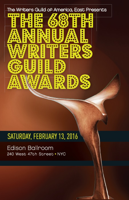2016 Writers Guild Awards Program