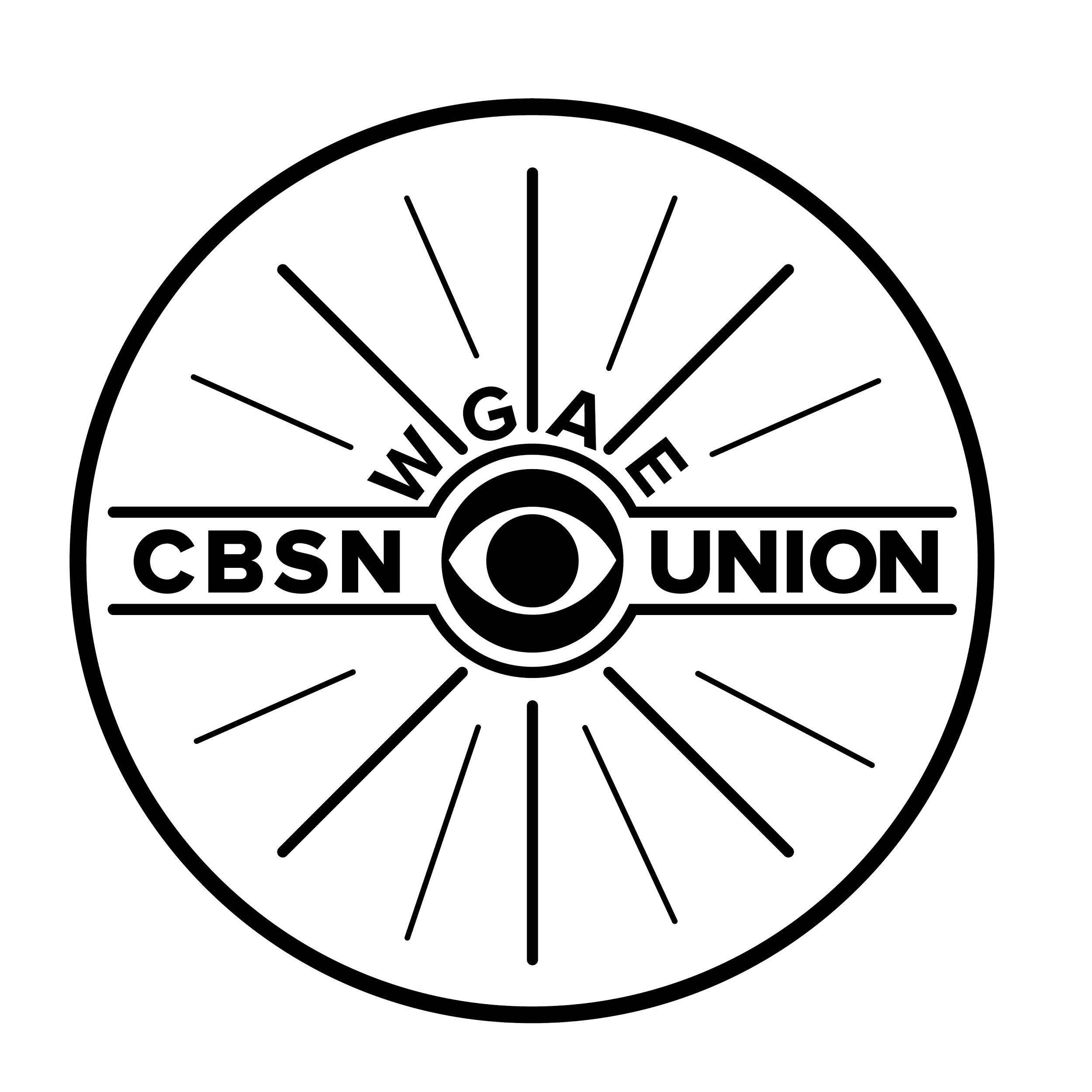 CBSN Unionizes with the WGA East | Press Room
