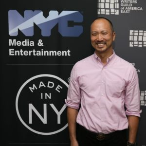 Michael Lee, Made in NY Writers Room Fellow, 2019