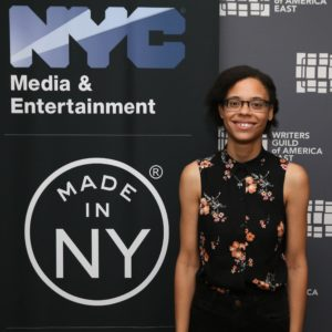 Pilot Viruet, Made in NY Writers Room Fellow, 2019
