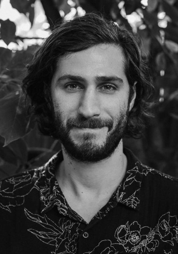 Benjamin Rosenblum headshot
